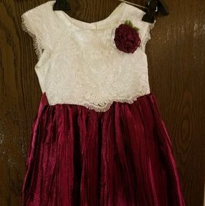 Jona Michelle Girl's size 5 Dress/Holiday/Party D
